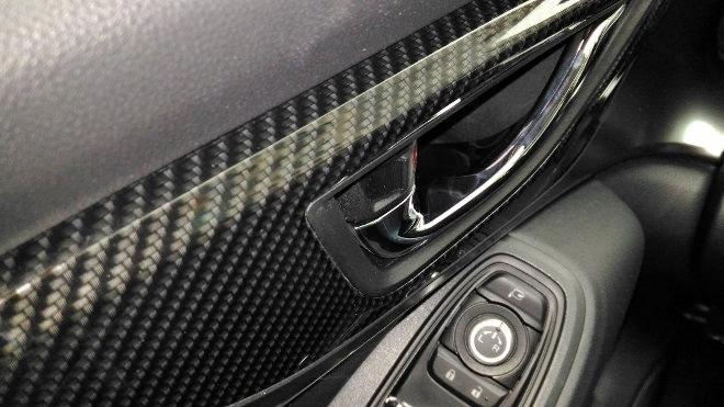 Subaru Impreza 2019 Karbon Tür