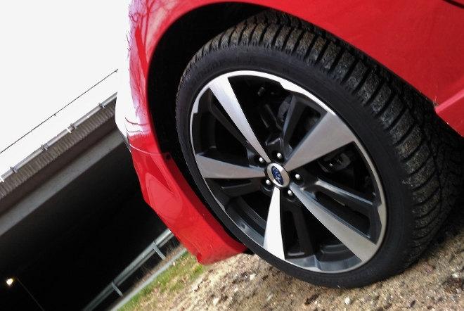 Subaru Impreza Sport 2019 Felge