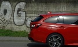 Subaru Levorg Test Kombi
