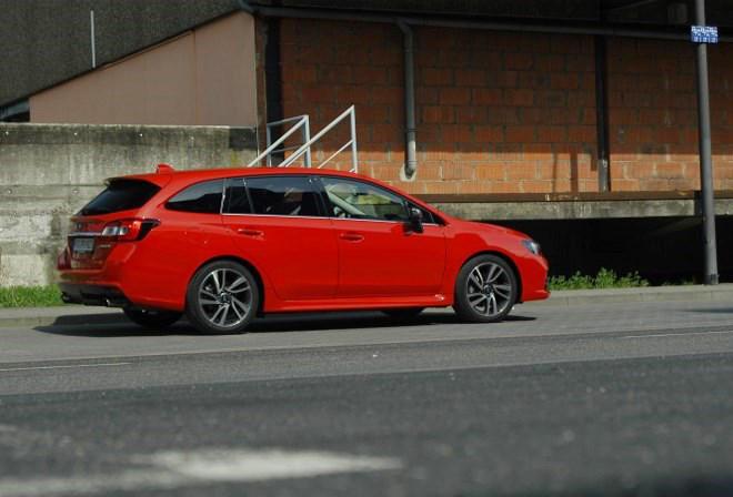 Subaru Levorg Kombi im Test