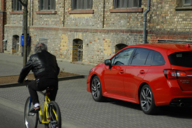 Subaru Levorg Kombi Testbericht