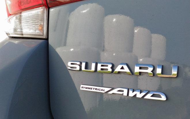 Subaru XV Symmetrical AWD 2018