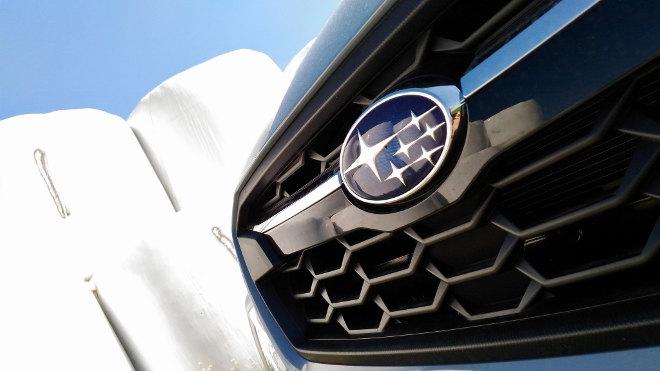 Subaru XV Grill 2. Serie 2018