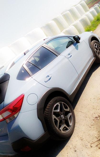 Subaru XV Grau Seite 2. Serie 2018