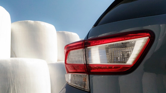 Subaru XV Grau Heckleuchte 2. Serie 2018