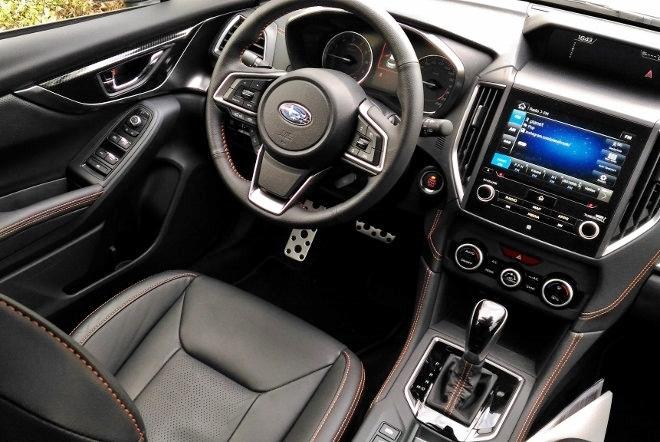 Subaru XV Innenraum, Interieur 2018