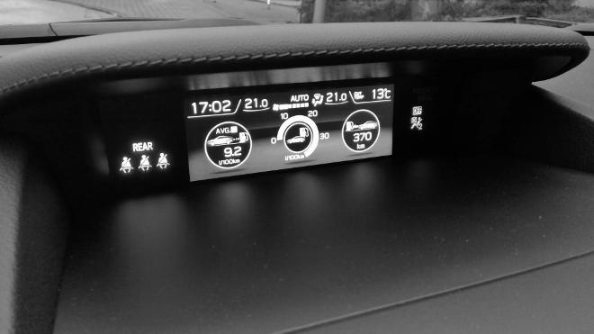 Subaru Levorg Facelift Anzeigen mitte