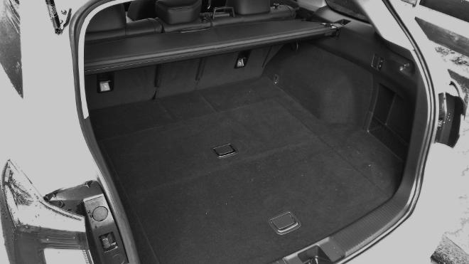 Subaru Levorg Facelift Kofferraum