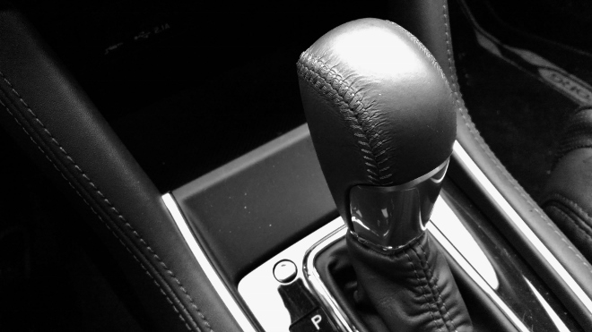 Subaru Levorg Facelift Automatik Wahlhebel