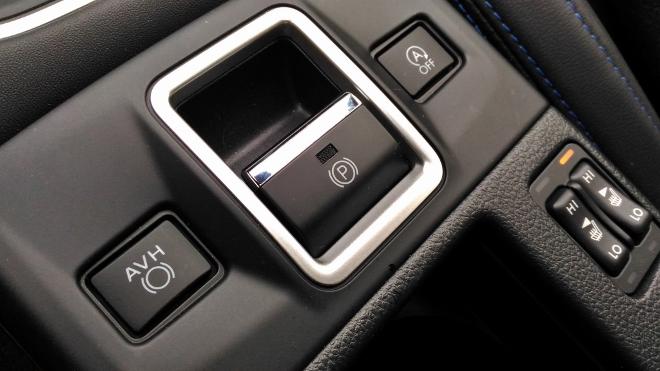 Subaru Levorg Facelift Parkbremse