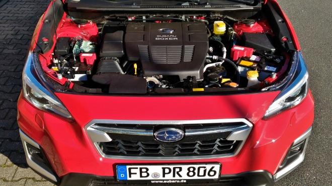 Hybridmotor 150 PS Subaru XV Hybrid eBoxer