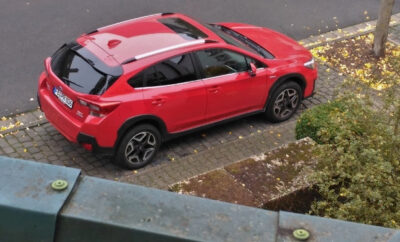 Facelift Subaru XV Hybrid eBoxer