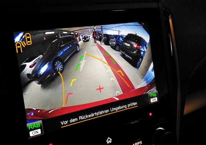 Kamera Subaru XV Hybrid eBoxer
