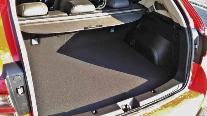 Kofferraum Volumen Subaru XV Hybrid eBoxer