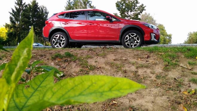 Subaru XV Hybrid eBoxer rot