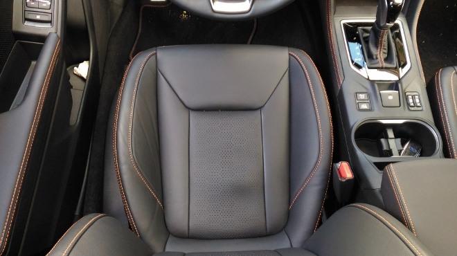 Seitenhalt Sitz Subaru XV Hybrid eBoxer