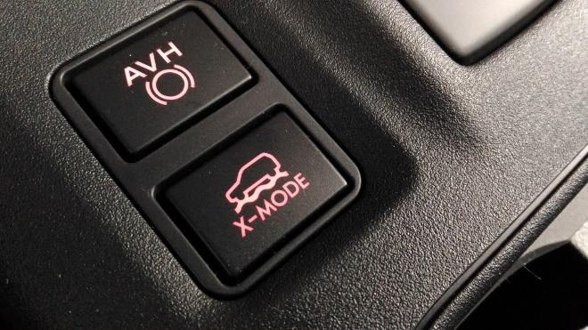 Taste X Mode Subaru XV Hybrid eBoxer