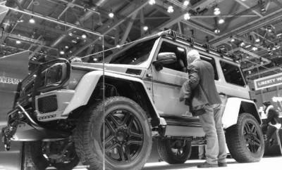 Genfer Autosalon 2017 SUV Neuheiten