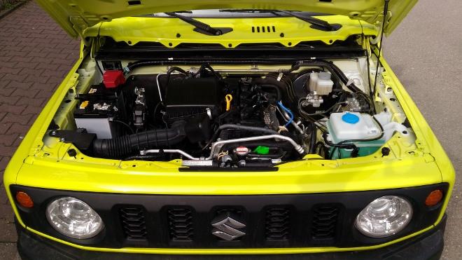 Suzuki Jimny 2 Jeep 102 PS Motor