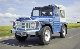 Suzuki LJ 80 von vorne