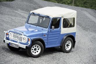 Suzuki LJ 80 im Test