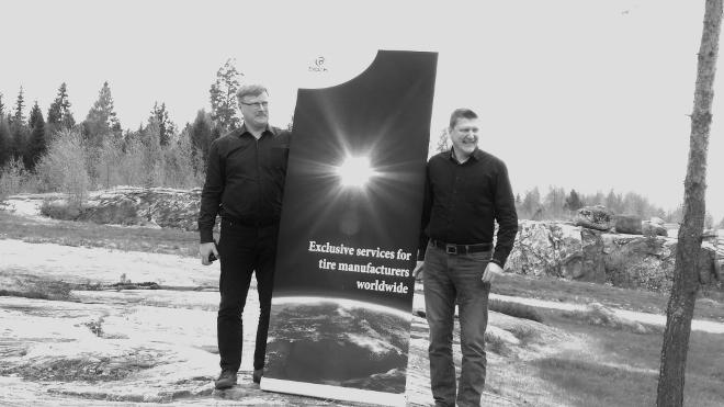 Black Donuts Finland Eero Mikkola and Kai Hauvala