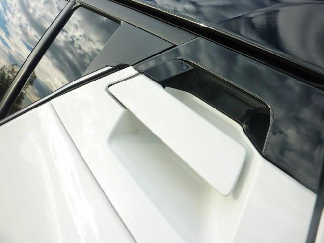 Toyota CHR Türgriff hinten