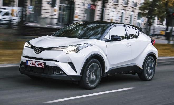 Toyota C-HR im Test