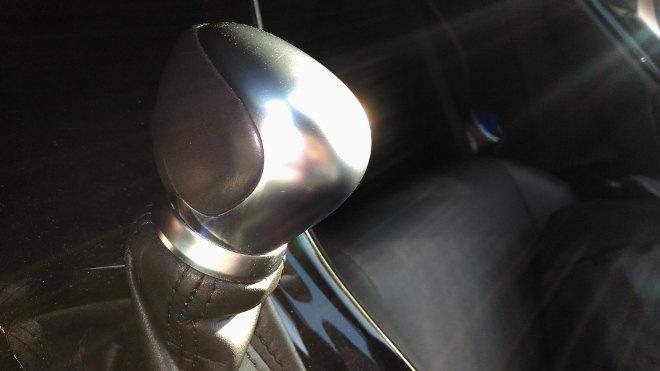 Toyota C-HR Hybrid Automatik Schalthebel