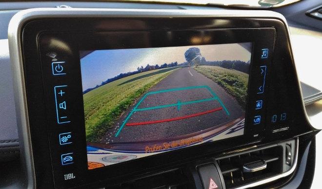Toyota C-HR Hybrid Kamera