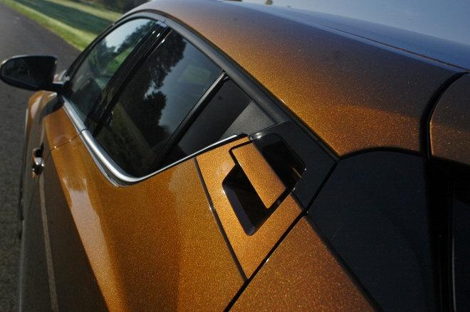 Toyota C-HR hybrid Türgriff