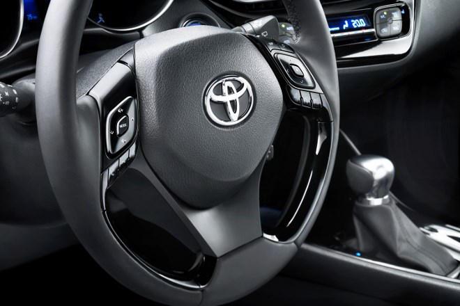 Toyota CHR Lenkrad