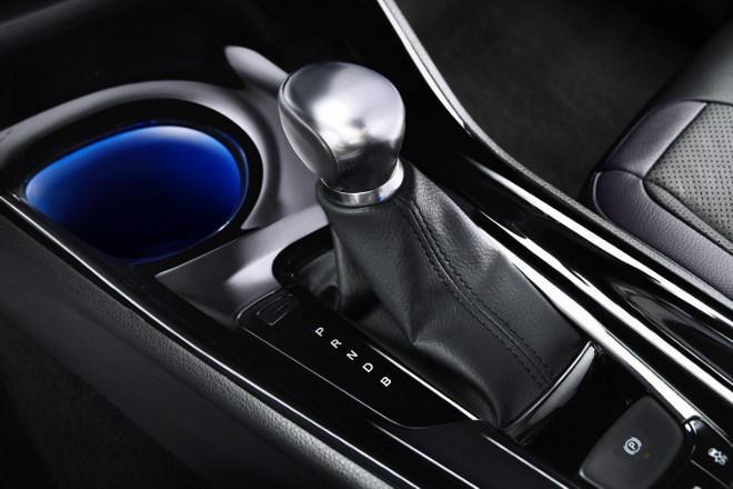 Toyota C-HR Schalthebel