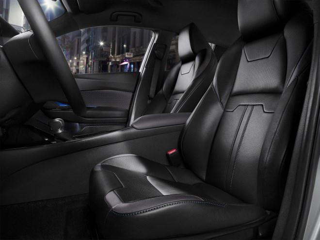 Toyota CHR Sitze