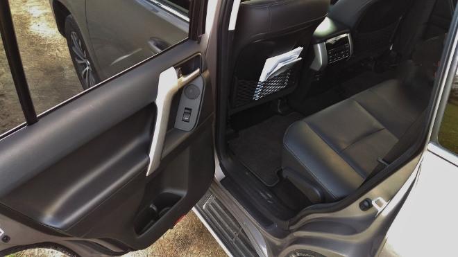 Toyota Land Cruiser Diesel Sitzbank