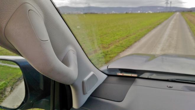 Toyota Land Cruiser Diesel vorderer Haltegriff