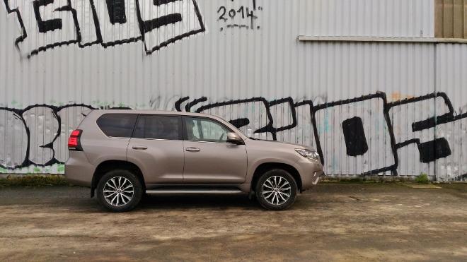 Toyota Land Cruiser Diesel in der Executive Ausstattung
