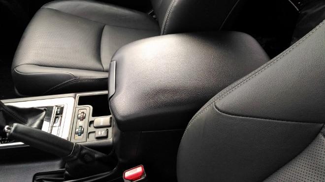 Toyota Land Cruiser Diesel Armlehne Leder