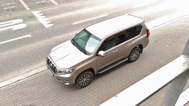 Toyota Land Cruiser Diesel Executive Testbericht