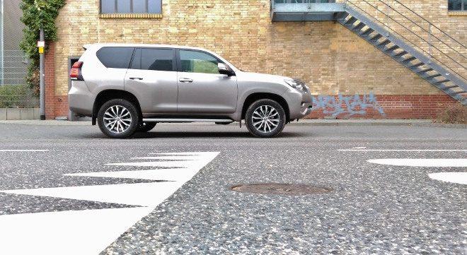 Toyota Land Cruiser Diesel im Test