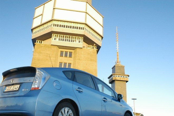Toyota Prius Plug-in Hybrid Karosserie