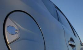 Toyota Prius Plug-in Hybrid Laden