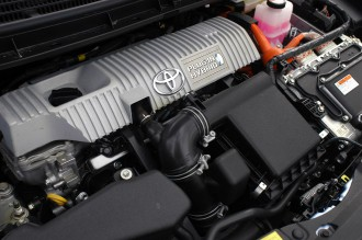Toyota Prius Plug-in Hybrid Motor
