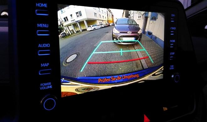 Kamera im Toyota C-HR Hybrid 2.0 184 PS Facelift
