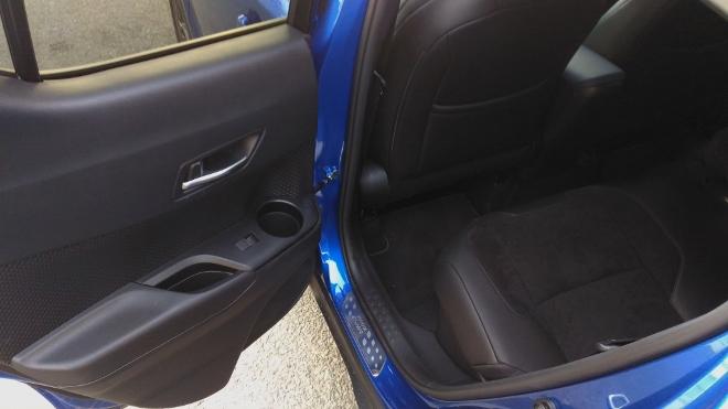 Sitzbank Toyota C-HR 2.0 Hybrid Facelift