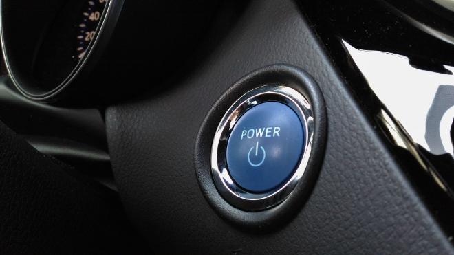 Startknopf Toyota C-HR 2.0 Hybrid Facelift