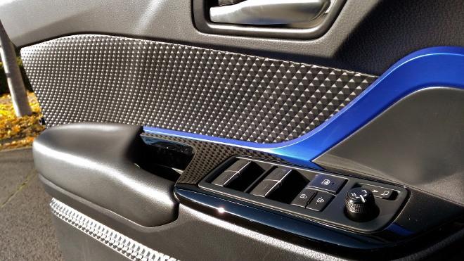 Türverkleidung Toyota CHR 2.0 Hybrid Facelift