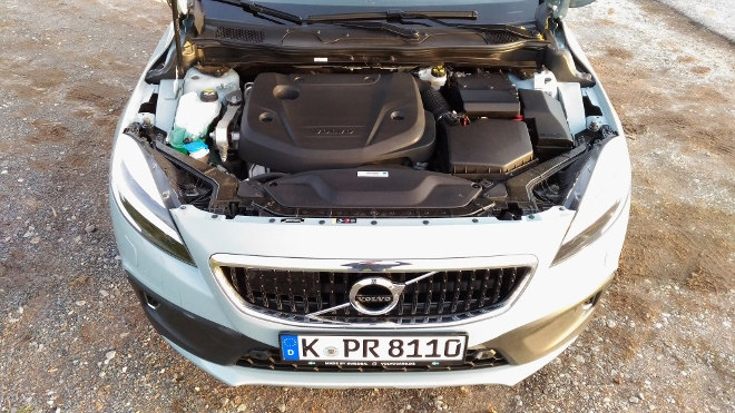 Volvo V40 Cross Country D4 Polestar Motor 200 PS