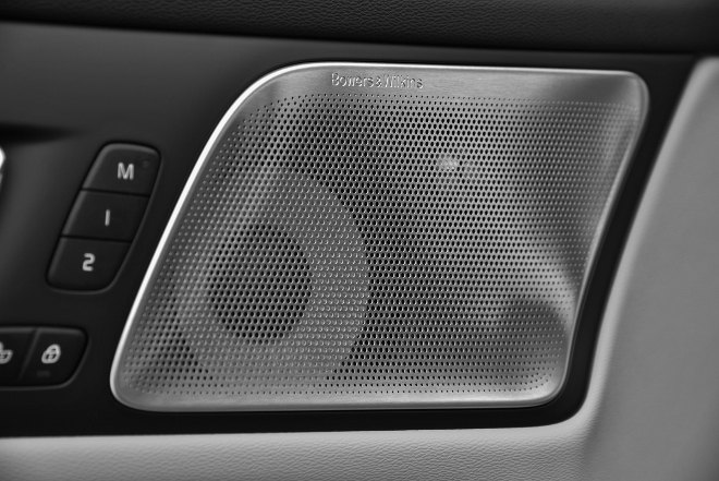 Volvo V60 Cross Country Soundsystem