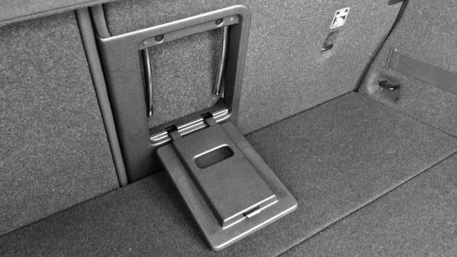 Volvo XC40 Skisack
